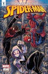 Marvel Action: Spider-Man #1 1:25 Incentive Variant