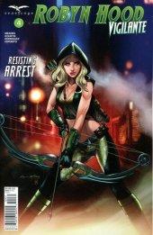 Robyn Hood: Vigilante #4 Cover C Mccoy