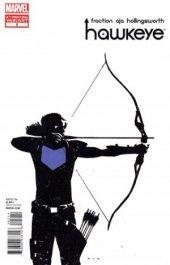 Hawkeye #2 4th Printing