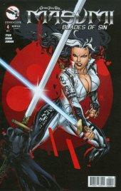 Grimm Fairy Tales Presents Masumi #4 Original Cover