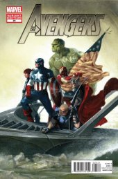 The Avengers #25 Art Appreciation Variant