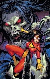 Spider-Woman #1 Tyler Kirkham Variant B
