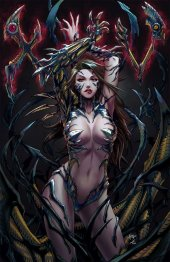 Witchblade: 25th Anniversary Edition #1 Creees Variant