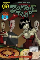 Zombie Tramp #1 Mile High Comics Variant