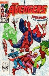 n°4 1992  ed Marvel Comics G.251 The Awesone SLAPSTICK