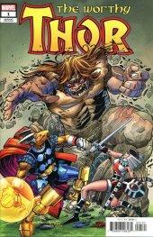 Thor: The Worthy #1 Simonson Variant