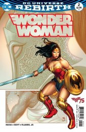 Wonder Woman #2 Variant Edition