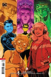 Young Justice #3 Variant Edition