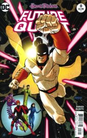 Future Quest #8 Variant Edition