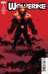 Wolverine #1 Original Cover