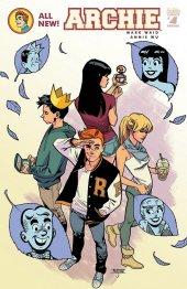 Archie #4 Asrar Variant Cover B