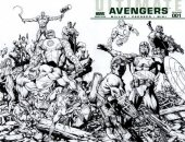 Ultimate Avengers #1 Variant Edition