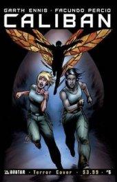 Caliban #6 Terror Cover