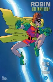 Robin 80th Anniversary 100-Page Super Spectacular #1 1980s Variant Edition