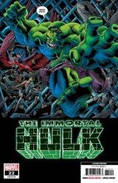 The Immortal Hulk #22 2nd Printing