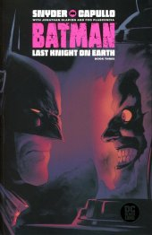Batman: Last Knight on Earth #3 Variant Edition