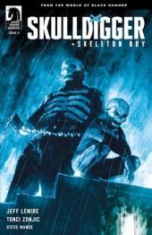 Skulldigger + Skeleton Boy #3 Cover  B Reynolds