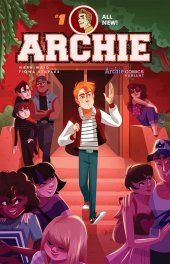 Archie #1 Genevieve F T Cover