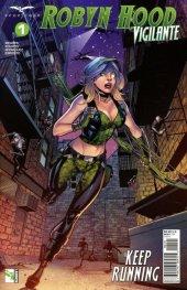 Robyn Hood: Vigilante #1 Cover B Spay
