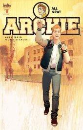 Archie #1 Ron Salas Cover
