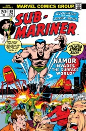 Sub-Mariner #60