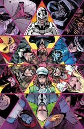 House of X #2 1:100 Incentive Pepe Larraz Virgin Variant