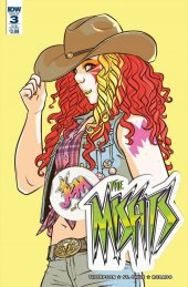 Jem and The Misfits #3 Subscription Variant