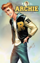 Archie #1 J Scott Campbell Cover