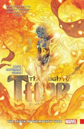the mighty thor vol. 5: death of the mighty thor tp