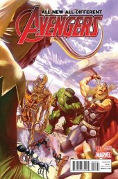 All-New, All-Different Avengers #1 Ross Vintage Variant