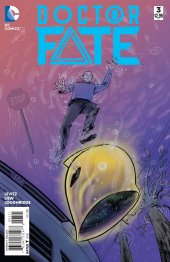 Doctor Fate #3 Variant Edition