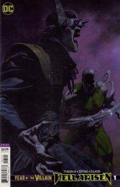 year of the villain: hell arisen #1 variant edition