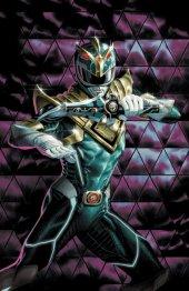 Mighty Morphin Power Rangers #55 Steve Morris Exclusive Glow In The Dark Virgin Variant