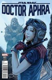 Star Wars: Doctor Aphra #1 Brain Trust Variant