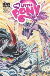 My Little Pony: Friendship Is Magic #36 Subscription Variant