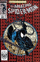 The Amazing Spider-Man #800 DiMasi Shattered Comics Variant A