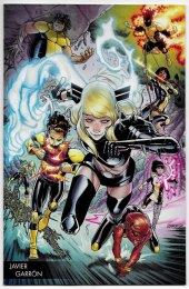 New Mutants #1 Javi Garron Young Guns Variant B