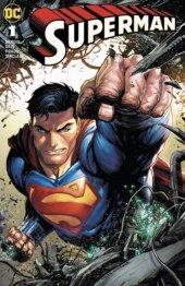 Superman #1 Tyler Kirkham Variant