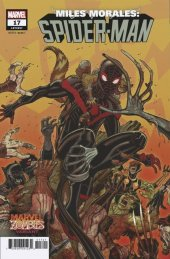 Miles Morales: Spider-Man #17 Marvel Zombies Variant