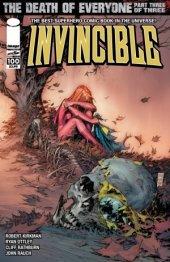 Invincible #100 Cover C Silvestri