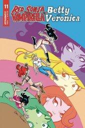 Red Sonja & Vampirella Meet Betty & Veronica #11 Cover D Parent