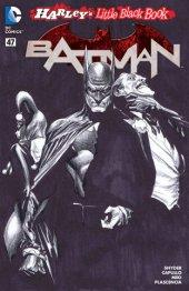 Batman #47 Ross Inked Variant