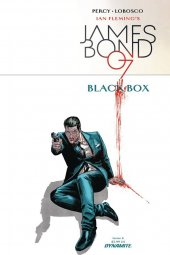 James Bond: Black Box #6 Cover B Masters