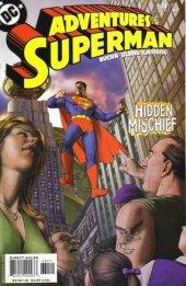 Adventures of Superman #634