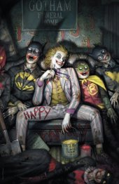 The Joker 80th Anniversary 100-Page Super Spectacular #1 Ryan Brown Variant B