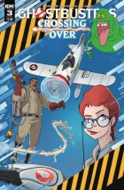 Ghostbusters: Crossing Over #3