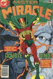 Mister Miracle #24