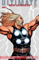 Ultimate Comics New Ultimates #1 Foilogram Cho Variant