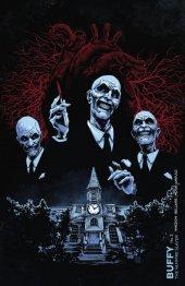 Buffy the Vampire Slayer #3 Preorder Buoncristiano Variant