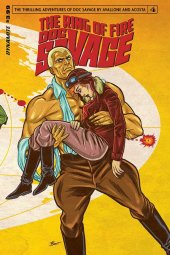 doc savage: the ring of fire #4